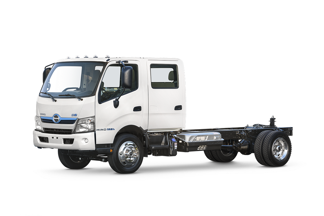 Hino Trucks | RY-DEN Truck Center | Commercial & Medium ...