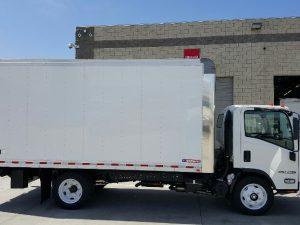 2016 Isuzu NPR EFI - Fresno medium duty trucks