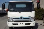 2016 Hino Hybrid 195h - New medium duty truck