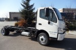 2016 Hino Hybrid 195h - california medium duty trucks