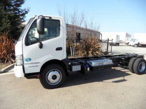 New 2016 Hino Hybrid 195h - Fresno commercial trucks