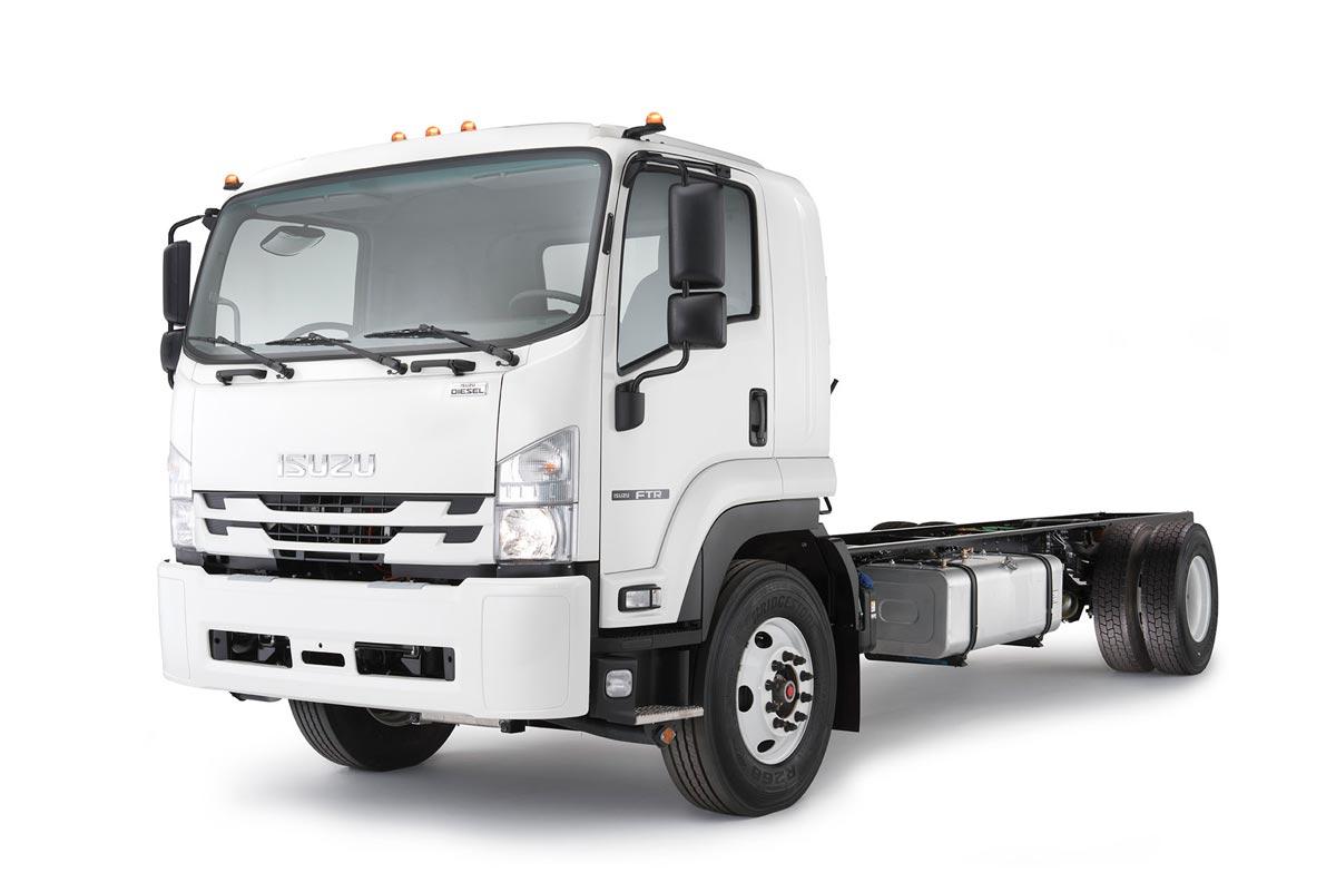 Isuzu Trucks | RY-DEN Truck Center | Commercial & Medium ...