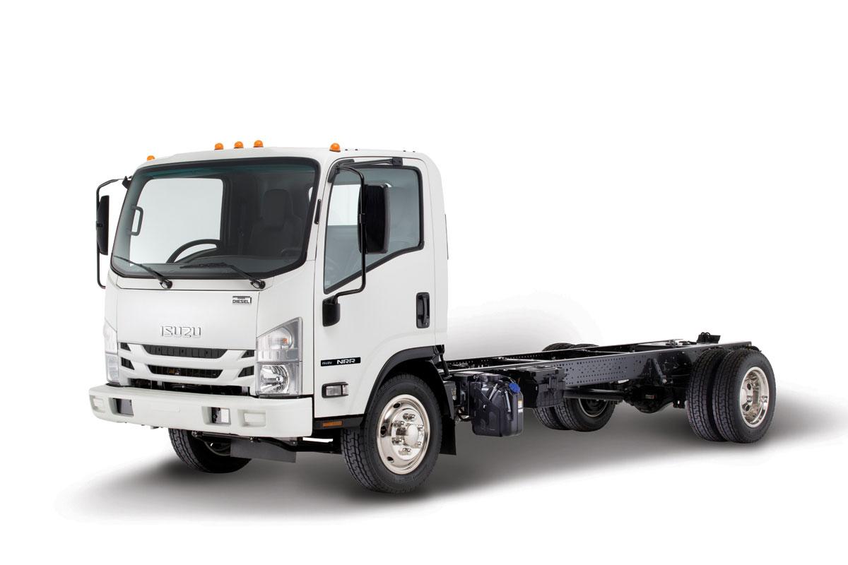 Isuzu NRR Diesel Truck
