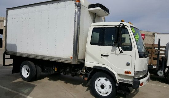 Used 2000 UD Truck