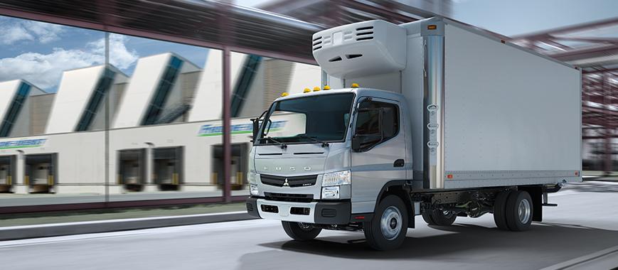 FUSO FE180 Heavy Duty Truck