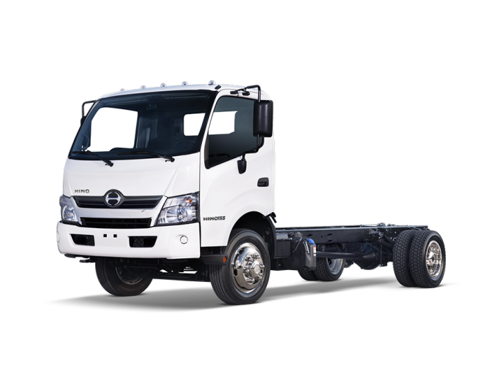 HINO 155 CAB-OVER 14,500 GVW