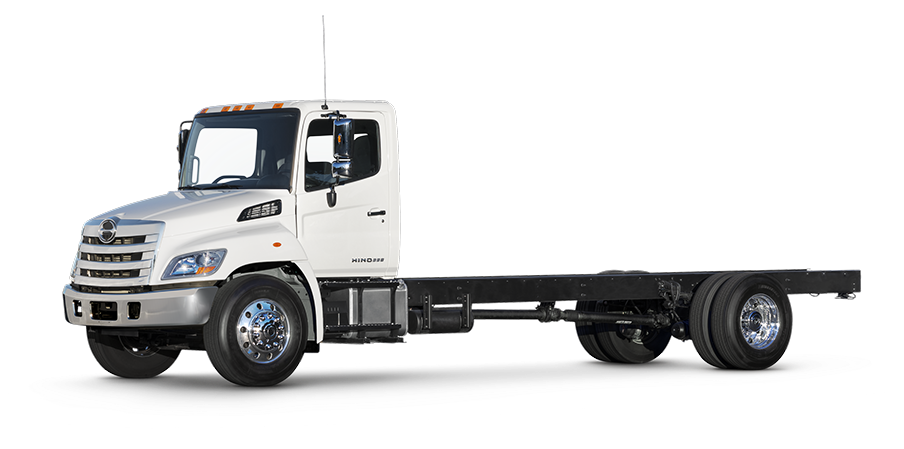 Hino Trucks Ry Den Truck Center Commercial Amp Medium