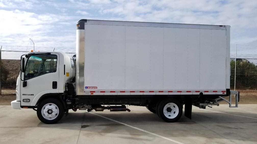 605601ed35 2018 Isuzu NPR HD GAS Truck 16FT Van Body   RY-DEN Truck Center ...